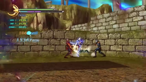 Saint Seiya Sanctuary Battle - Starting Block 2 - PS3