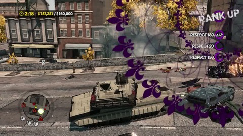 Saints Row : The Third - Gameplay