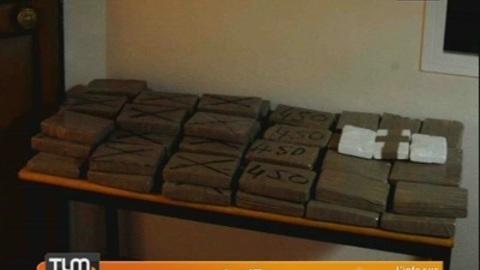 Saisie record de cocaïne et d'héroïne (Lyon)