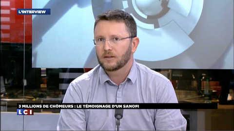 """Sanofi : """"pas de réorganisation mais des désorganisations successives"""""""