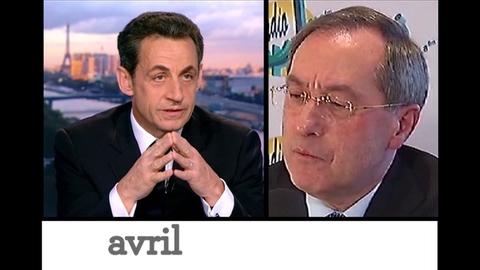 Sarkozy, le FN et les nazis : tirs croisés