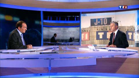 Sarkozy et Hollande sur TF1 : l'analyse de François Bachy