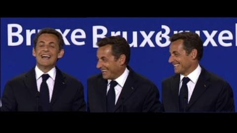 Sarkozy: non, non, non