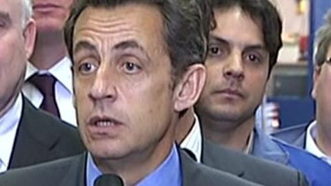 Sarkozy : pas élu pour augmenter les impôts