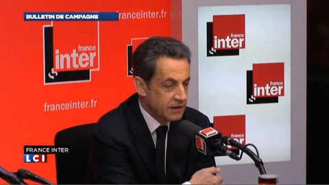 Sarkozy préfère la Concorde de 2012, à celle du soir de son élection