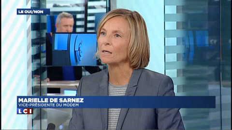 """De Sarnez : """"Les médecins libéraux ont l'impression d'être montrés du doigt"""""""