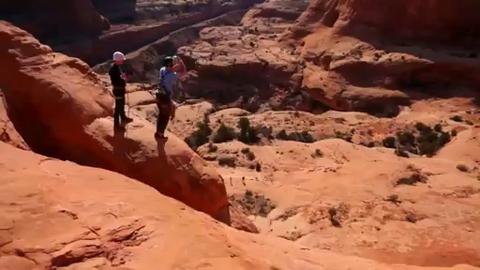 Le saut le plus impressionnant du monde