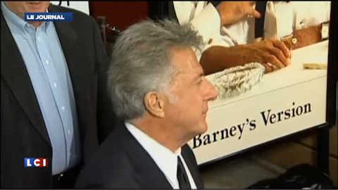 Sauvé par Dustin Hoffman, il raconte