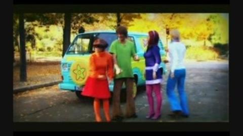 Scooby Doo et les fantômes pirates : le teaser