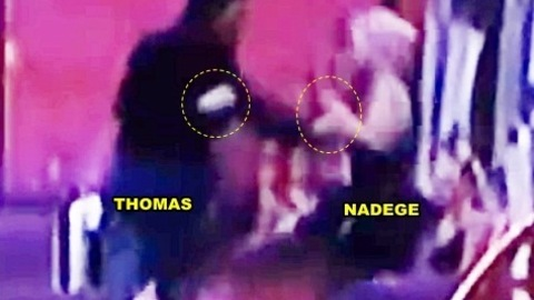 Secret Story : Thomas frappe Nadège en plein prime
