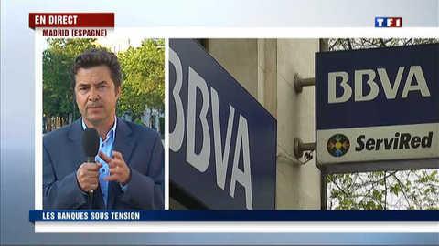 Le secteur bancaire espagnol sous tension ?