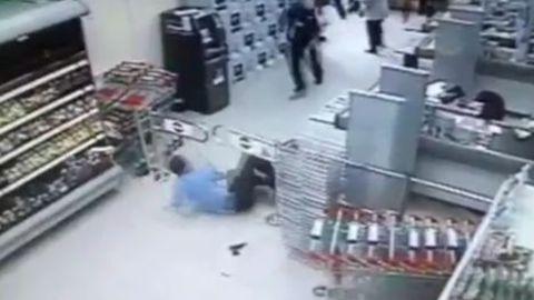 Security Guard Fail