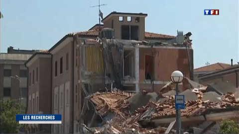Séisme en Italie : le bilan est de 17 morts
