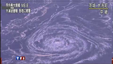 Séisme au Japon : les images de la catastrophe