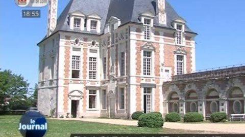Selles Sur Cher: la renaissance d'un château