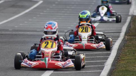 Sens Trophy karting à Soucy: finale Cadets