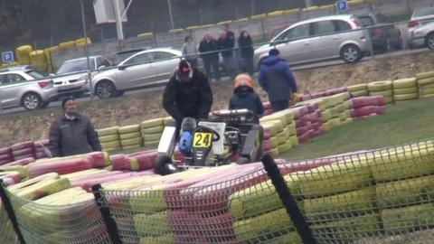 Sens Trophy karting à Soucy: finale Minimes