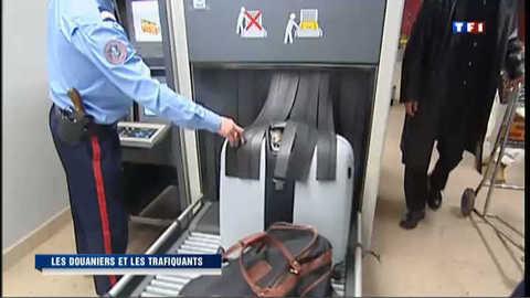 Sept douaniers de Roissy en garde à vue pour vol et corruption