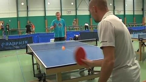 La Séquence de Seb : Les bases du tennis de table