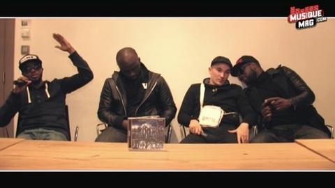 Sexion d'Assaut : nouvel album l'Apogée (2012)