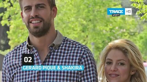 Shakira et Gerard Piqué plus forts que le couple Beckham ?