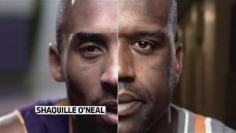 Shaquille O'Neal détruit Kobe Bryant