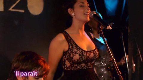 Sheryfa Luna - Il Paraît (Concert Pranzo - 22 Septembre)