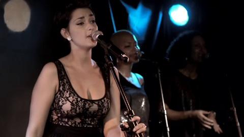 Sheryfa Luna - T'aimer et faire semblant (Concert Pranzo - 22 Septembre)