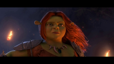 Shrek 4 - Extrait 3 : « Fiona arrive » (VF)