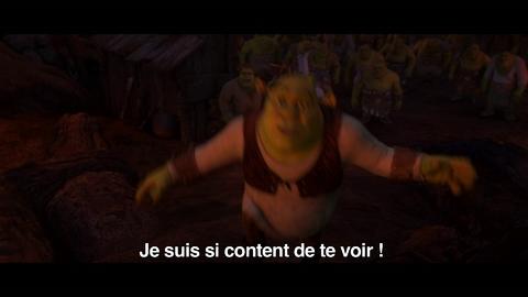 Shrek 4 - Extrait 3 : « Fiona arrive » (VOST)