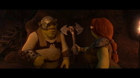 Shrek 4 - Extrait 2 : « L'entraînement » (VF)