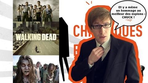 Et si The Walking Dead était une sitcom ? [CES #18]