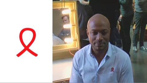 Sidaction 2012 - TF1 - Harry Roselmack
