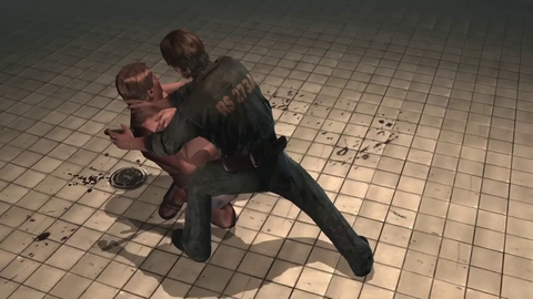 Silent Hill Downpour - Starting Block - PS3 Xbox360