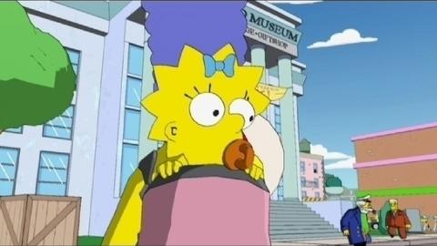 Les Simpson Le Jeu - Spot FR