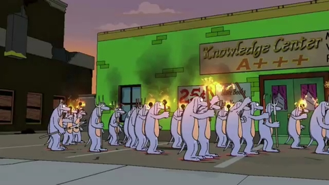 Les Simpsons - Bande-annonce 3 - PS3/Xbox360