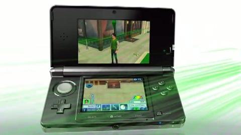 Les Sims 3  3DS - Trailer de lancement