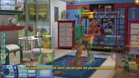 Les Sims 3 Générations pas à pas avec Ryan Vaughn