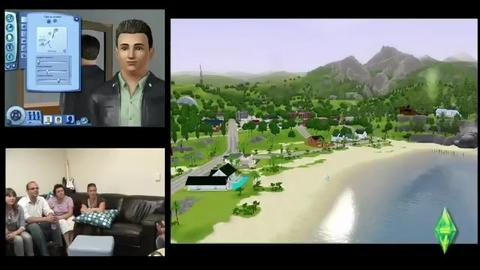 """""""Les Sims 3 LE rendez-vous"""" épisode 9"""