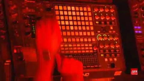 Siskid vs Karmil @ Nuit Electro SFR Live Concerts 2010
