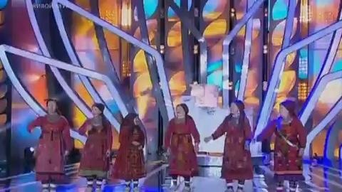 Six grand-mères russes sélectionnées pour l'Eurovision