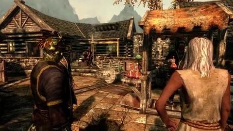 Skyrim (PC Xbox360 & PS3)