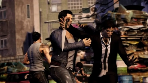 Sleeping Dogs - Les combat Trailer HD