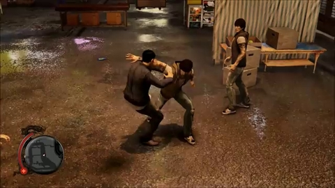 Sleeping Dogs Combat Sleeping Dogs Definitive