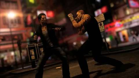Sleeping Dogs - Gameplay Highlight Combat - PS3 Xbox360 PC.mp4