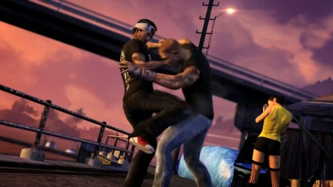 Sleeping Dogs - GSP Master Fighter - FR - PS3 Xbox360 PC.mp4
