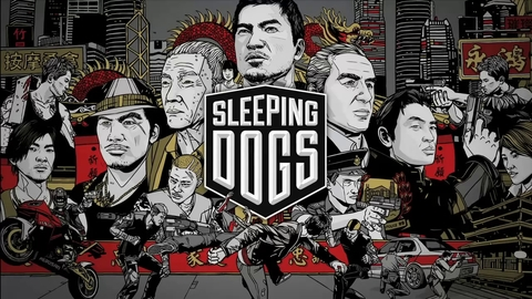 Sleeping Dogs - Making off : Les doublages