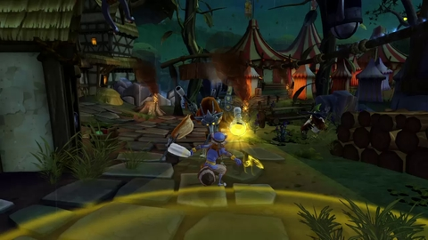 Sly Cooper : Thieves in Time - Trailer d'annonce sur PlayStation Vita