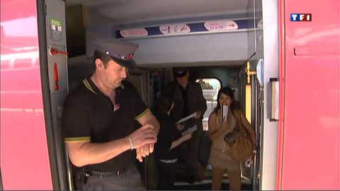 SNCF : attention à la fermeture des portes !