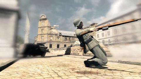 Sniper Elite v2 - Starting Block - PS3 Xbox360 PC